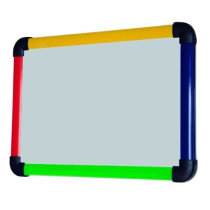 VIZ-PRO-Children-BoardsColourful-Dry-Erase-Double-sides-Whiteboard-B01CCLUZZY