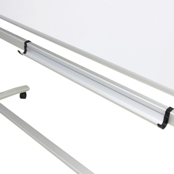 VIZ-PRO-Double-Sided-Magnetic-Mobile-Whiteboard-Steel-Stand-B073PWLMFG-3