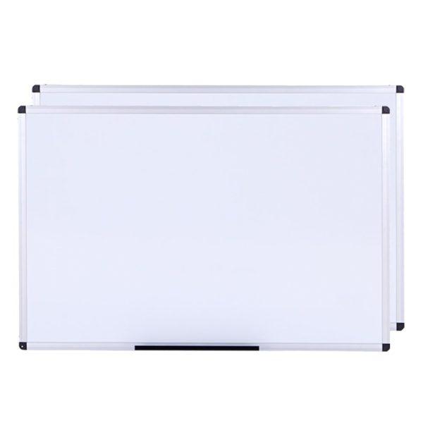 VIZ-PRO-Dry-Erase-Board-Melamine-Silver-Aluminium-Frame-B078W7P6KK-2