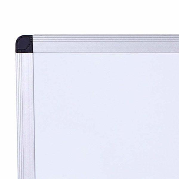 VIZ-PRO-Dry-Erase-Board-Melamine-Silver-Aluminium-Frame-B078W7P6KK-3