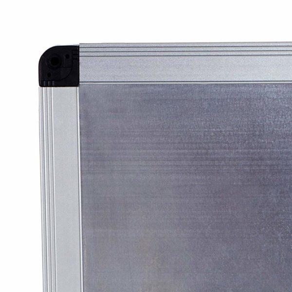 VIZ-PRO-Dry-Erase-Board-Melamine-Silver-Aluminium-Frame-B078W7P6KK-4