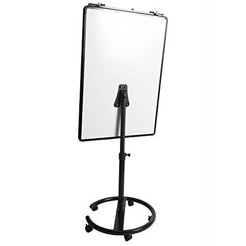 VIZ-PRO-ECO-Magnetic-Mobile-WhiteboardFlipchart-Easel-B06XRX7ZGB-2