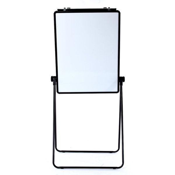 VIZ-PRO-ECO-Magnetic-U-Stand-WhiteboardFlipchart-Easel-B06XRNV7Q9