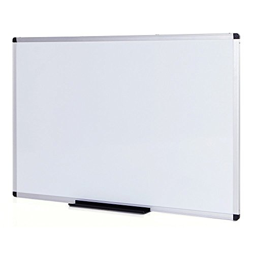 single mountable Whiteboard with pen tray