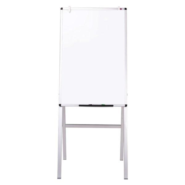 VIZ-PRO-Magnetic-H-Stand-WhiteboardAdjustable-Dry-Erase-Easel-B01GYDAA9C