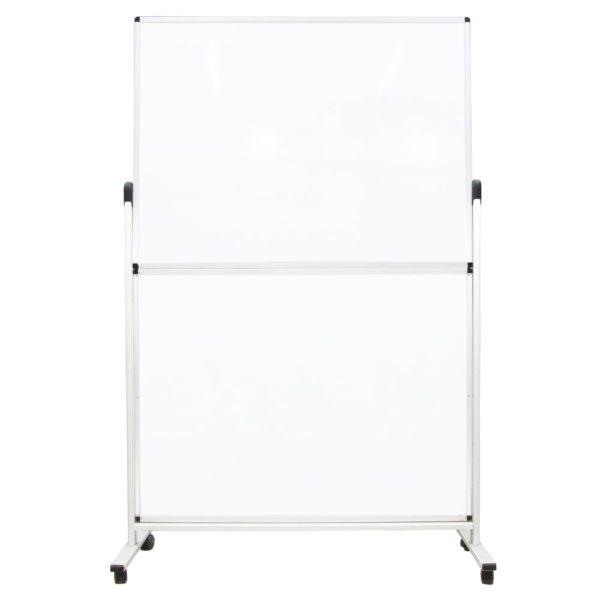 VIZ-PRO-Mobile-Room-DividerOffice-Partition-Double-sided-Magnetic-Whiteboard-48Wx72H-B01GC9J8AU-2
