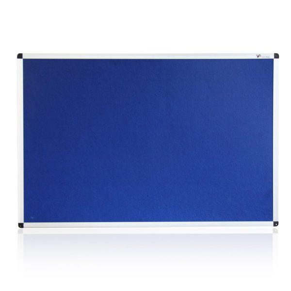 VIZ-PRO-Notice-Board-Felt-Blue-Silver-Aluminium-Frame-B00XIXA5Y2-4