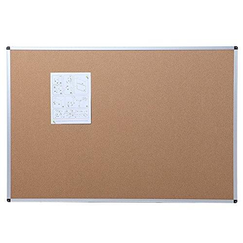 Variation-B07NPBHYYM-of-Viz-pro-Cork-Notice-Board-24-X-18-Inches-Silver-Aluminium-Frame-B00U3F18UI-616