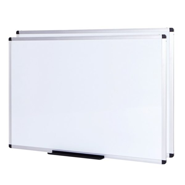 two whiteboards
